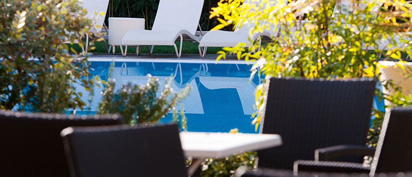 Hotel Villa Nicolli, Riva, Lake Garda, Italy - Outside Terrace Villa Nicolli.jpg